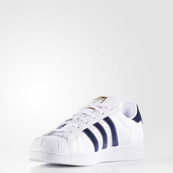 le adidas superstar scarpe poshmark strisce di velluto